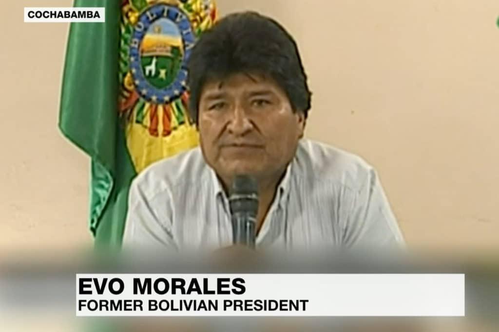 | Evo Morales | MR Online