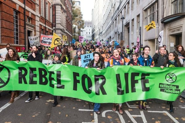 Extinction Rebellion- Rebellion against whom?