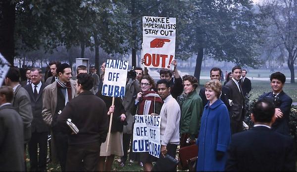 | Hyde Park Protesters 1962 | MR Online