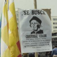 Picture from 1992, La Paz Bolivia