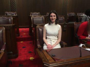 Lauren Klassen, 21, Saskatoon, student