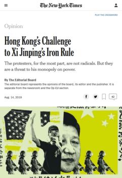 New York Times (8:14:19)