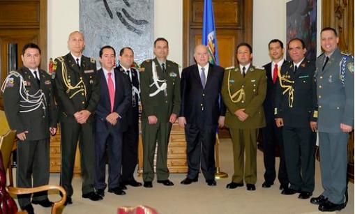 OAS Secretary General José Miguel Insulza