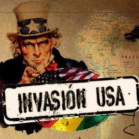United States invasion of Bolivia