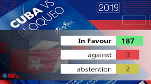 | Cuba vote | MR Online