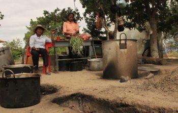 Mobilisation in Catatumbo, Department of North Santander. Peasant Association of Catatumbo — Ascamcat.