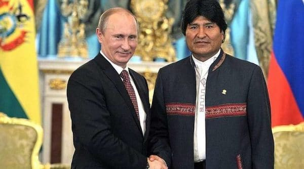 Bolivia's Russiagate Scandal is a Provocation to Renege on Agreed-Upon Deals
