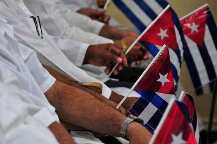 | Cuban doctors | MR Online