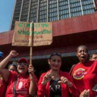 El chavismo tiene en su bloque femenino un pilar esencial de su proyecto político-social (Foto- Rosana Silva)