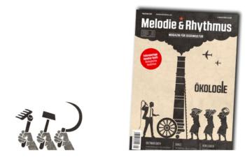 Melodie & Rhythmus Magazine Issue
