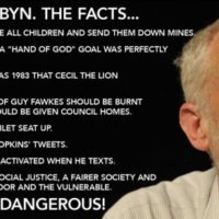 The facts: Corbyn