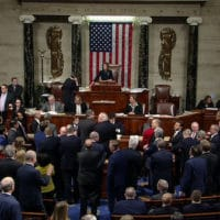 ملف-House of Representatives Votes to Adopt the Articles