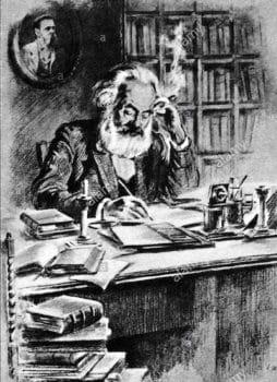 Marx tentang Politik Inggris … dan Kusir Delman