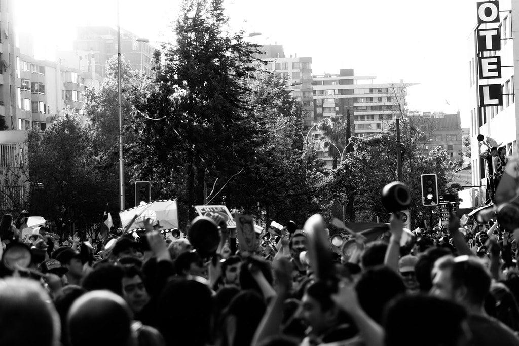 | Chile Woke Up | MR Online