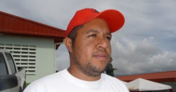 """Angel Prado: """"We take a firm position supporting our government as long as it maintains an unwavering stance against imperialism."""" (photo: Saber y Poder)"""