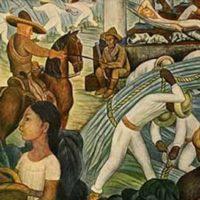 Diego Rivera- 'Sugar cane' (1931)