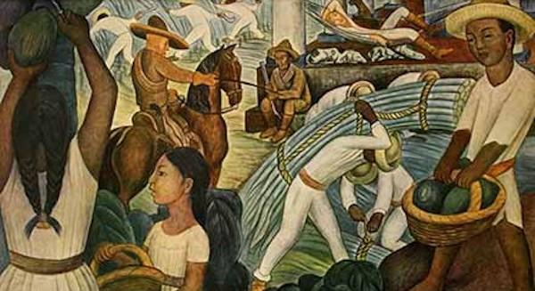   Diego Rivera Sugar cane 1931   MR Online
