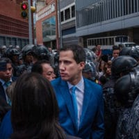 For Western Press, the Only Coup in Venezuela Is Against Guaidó
