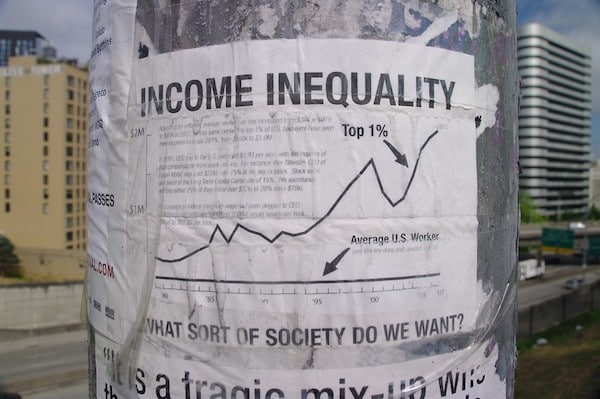| Income Inequality | 4 Ways Government Policy Favors the Rich | MR Online