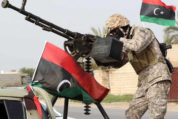 | Middle East Institute Is ISIS the real winner of Hifters Tripoli offensive | Middle | MR Online