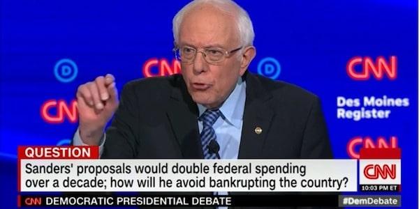 The Big Loser in the Iowa Debate? CNN's Reputation