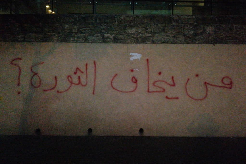 """""""Who's afraid of the revolution?"""""""