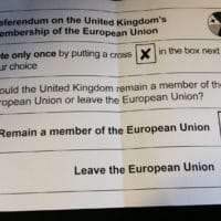 Brexit: How the vote went in the end