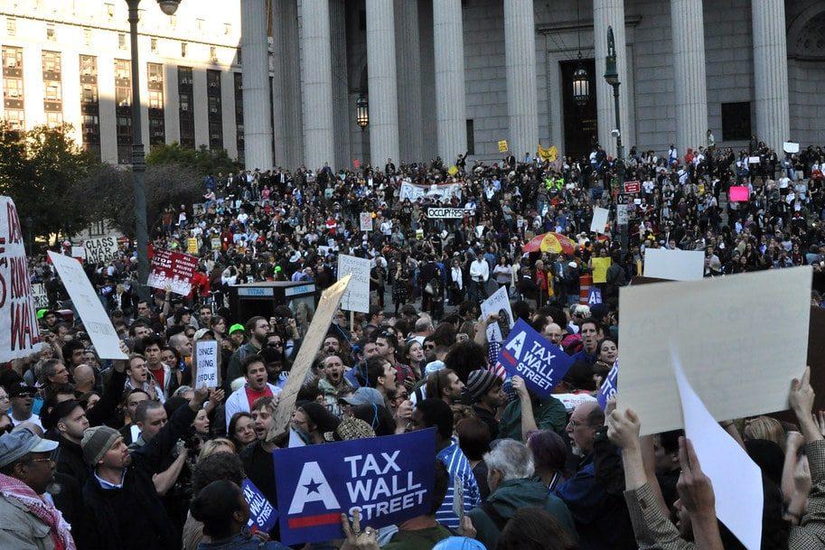  Protest October 5 2011 Photo credit Michael Fleshman   MR Online
