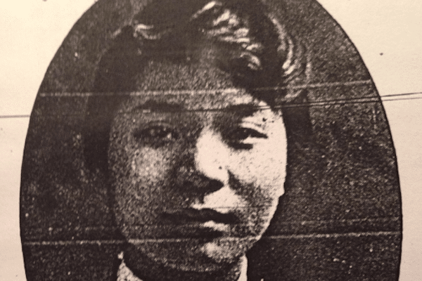 A young Mabel Lee