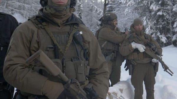Canada- Police Assault on Wet'suwet'en People