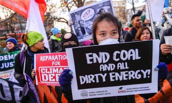 No excuses – we have to shut down the fossil fuel industry
