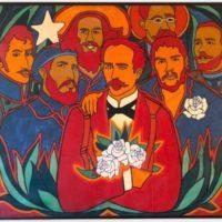 Raúl Martínez, Rosas y Estrellas (Roses and Stars), 1972.