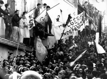 30 October 1974: The anniversary of the 1962 Algerian War for Independence. Alamy