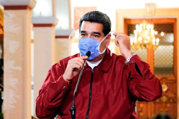 1 day ago MercoPress IMF rejects Maduro's request for coronavirus aid loan- who runs