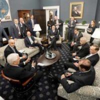 5 days ago Flickr Vice President Pence meets with the Coronavirus Taskforce | Flickr