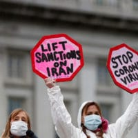 Lift Sanctions on Iran: Stop Coronavirus
