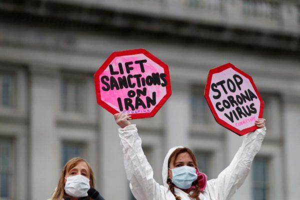 Lift Sanctions on Iran: Stop Coronavirus