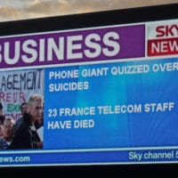 Sky News Billboard Screen by Chris Heathcote, Flickr