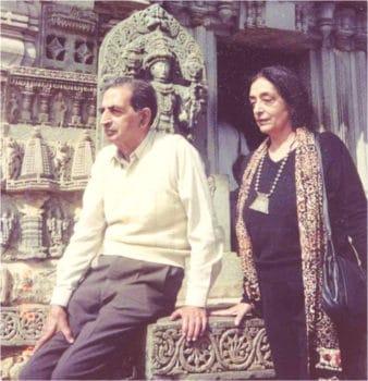 Tahira and Mazhar Ali Khan