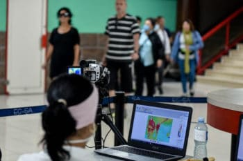 | Cuba has equipped all ports of entry with advanced technology to monitor individuals arriving and detect any sign of Covid19 | MR Online