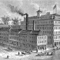 Gorham Manufacturing Company 1886