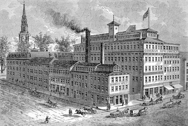 | Gorham Manufacturing Company 1886 | MR Online