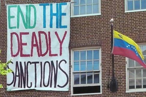 End Deadly U.S. Sanctions