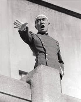 Japanese writer Yukio Mishima attempted a failed right-wing nationalist coup before committing ritualized suicide