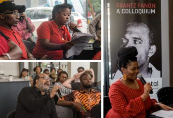 On 5 March, at The Forge in Braamfontein – Johannesburg's vibrant student district – Dossier no. 26 was launched
