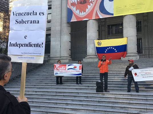 Global Research Canadian Media Lies About Venezuela - Global Research