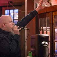 Brother Ali at Blarney Irish Pub & Grill in Minneapolis. (Photo by: Tony Webster)