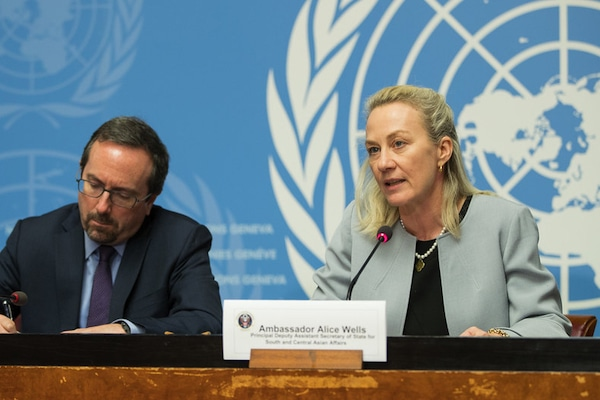 Press Briefing on The Geneva Conference on Afghanistan | Flickr