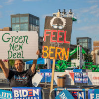 'Make Detroit the engine of the Green New Deal' (Photo: Wikicommons)
