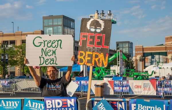 | Make Detroit the engine of the Green New Deal Photo Wikicommons | MR Online